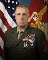 Inspector-Instructor Sergeant Major, 1st Battalion, 25th Marine Regiment