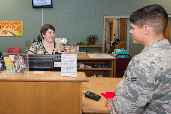 JBSA Lackland Library Re-Opening
