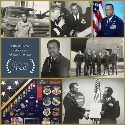 In August 1967, Harold Beatty joined the Air Force in Knoxville, Tennessee, and over the next 35 years he made his way from airman basic to colonel, earning his bachelor's and master's degrees along the way.