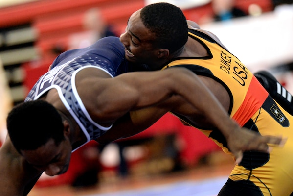 Picture of Armed Forces Wrestling Championship