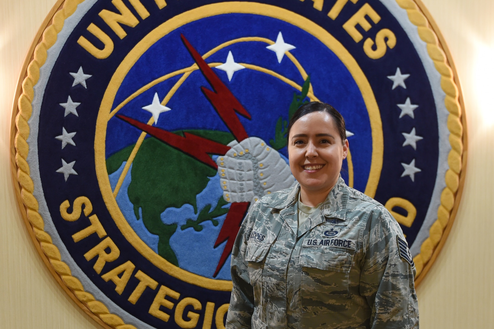 U.S. Air Force Tech. Sgt. Jennifer Lopes, Enlisted Corps Spotlight for March