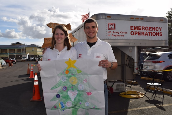 Task Force Power's husband, wife team deliver 'inseparable' disaster support