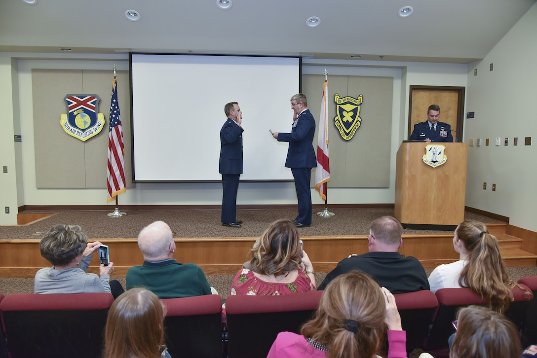 Lt. Col. Metcalf Promoted to Colonel