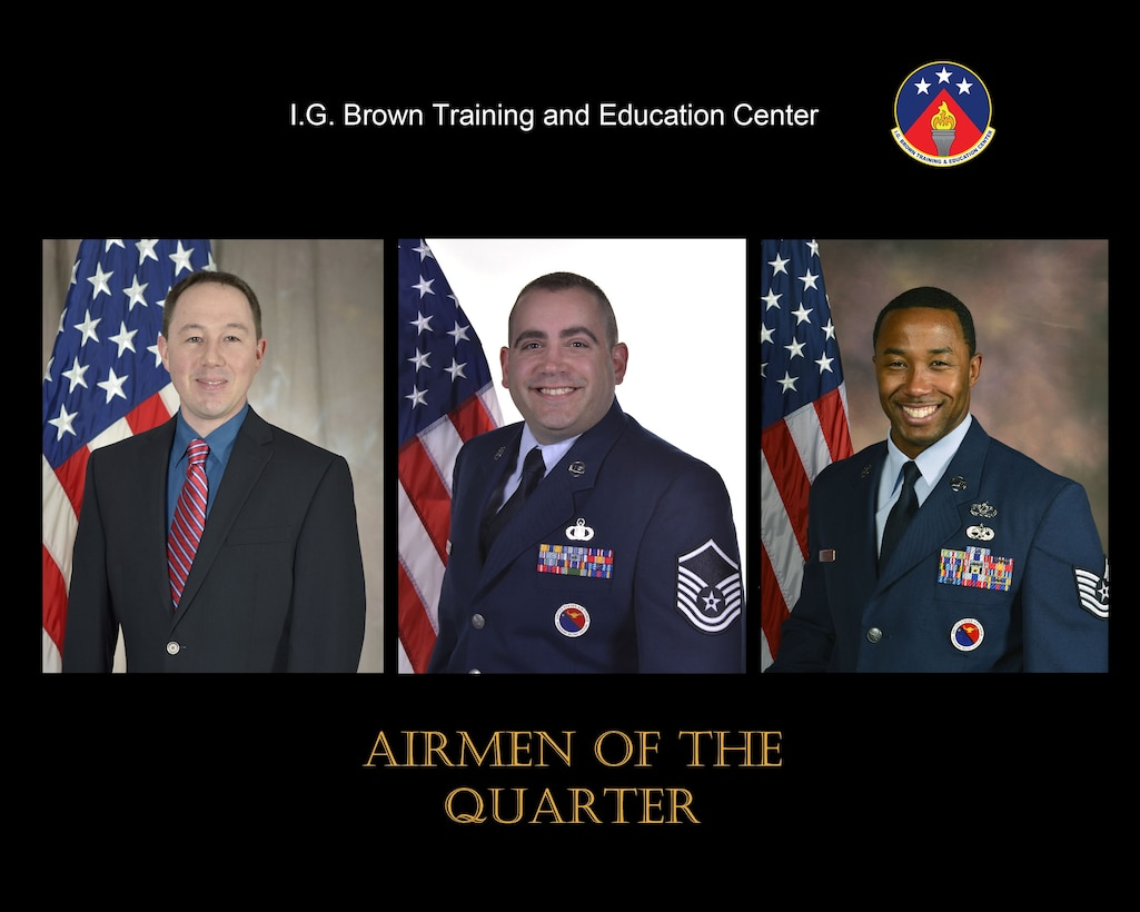 Airmen of the quarter