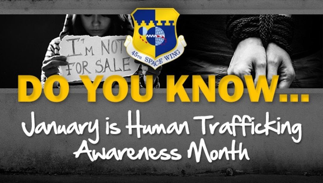 Human trafficking is a form of modern-day slavery in which traffickers use force, fraud, or coercion to exploit/control victims for the purpose of engaging in commercial sex acts or labor services against his or her will. (Courtesy illustration/James Rainier)