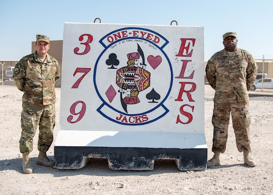 From Basic Training to Al Udeid, Two Air Force careers reunited after 21 years