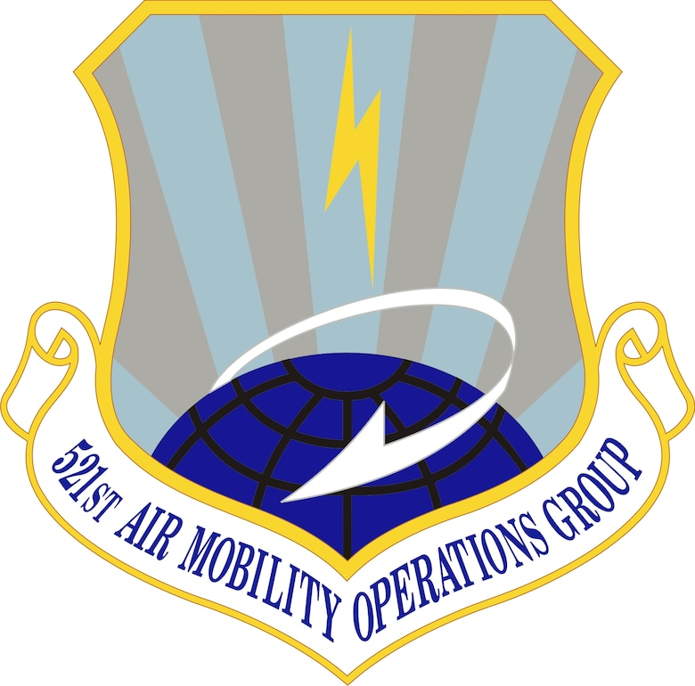 521 Air Mobility Operations Group