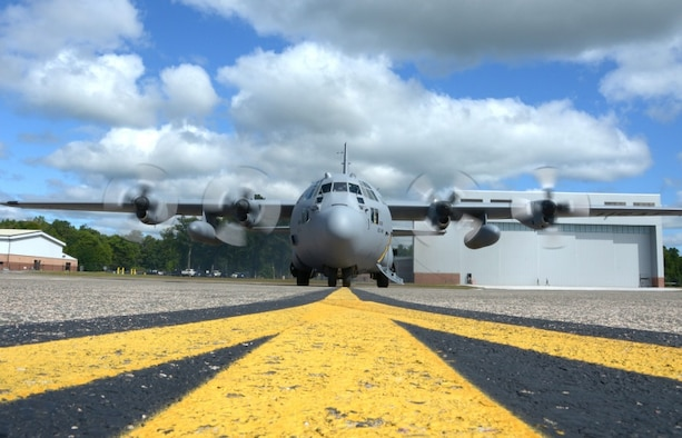 Bradley Airmen were vital in U.S. storm response during the 2017 hurricane season.
