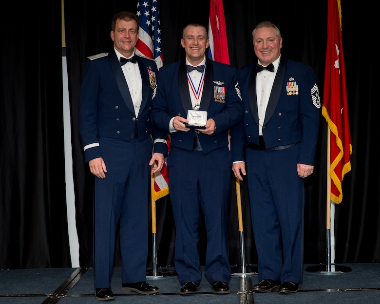 Master Sgt. Rasmussen awarded First Sergeant of the Year for Wyoming