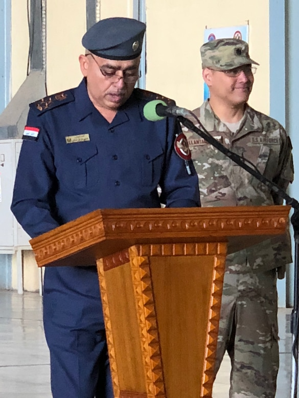 The new capability to train and certify craftsman technicians will enable the government of Iraq to redirect funds away from contractor requirements to efforts of rebuilding infrastructure and cities and promoting stability and economic progression.