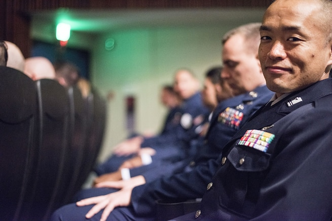 Coalition in the classroom: JASDF Student Graduates NCOA