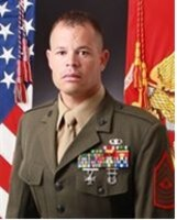 SERGEANT MAJOR JAMES L. ROBERTSON UNITED STATES MARINE CORPS