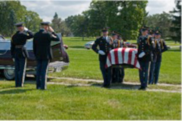 Ill. National Guard provides more than 4500 funeral honors