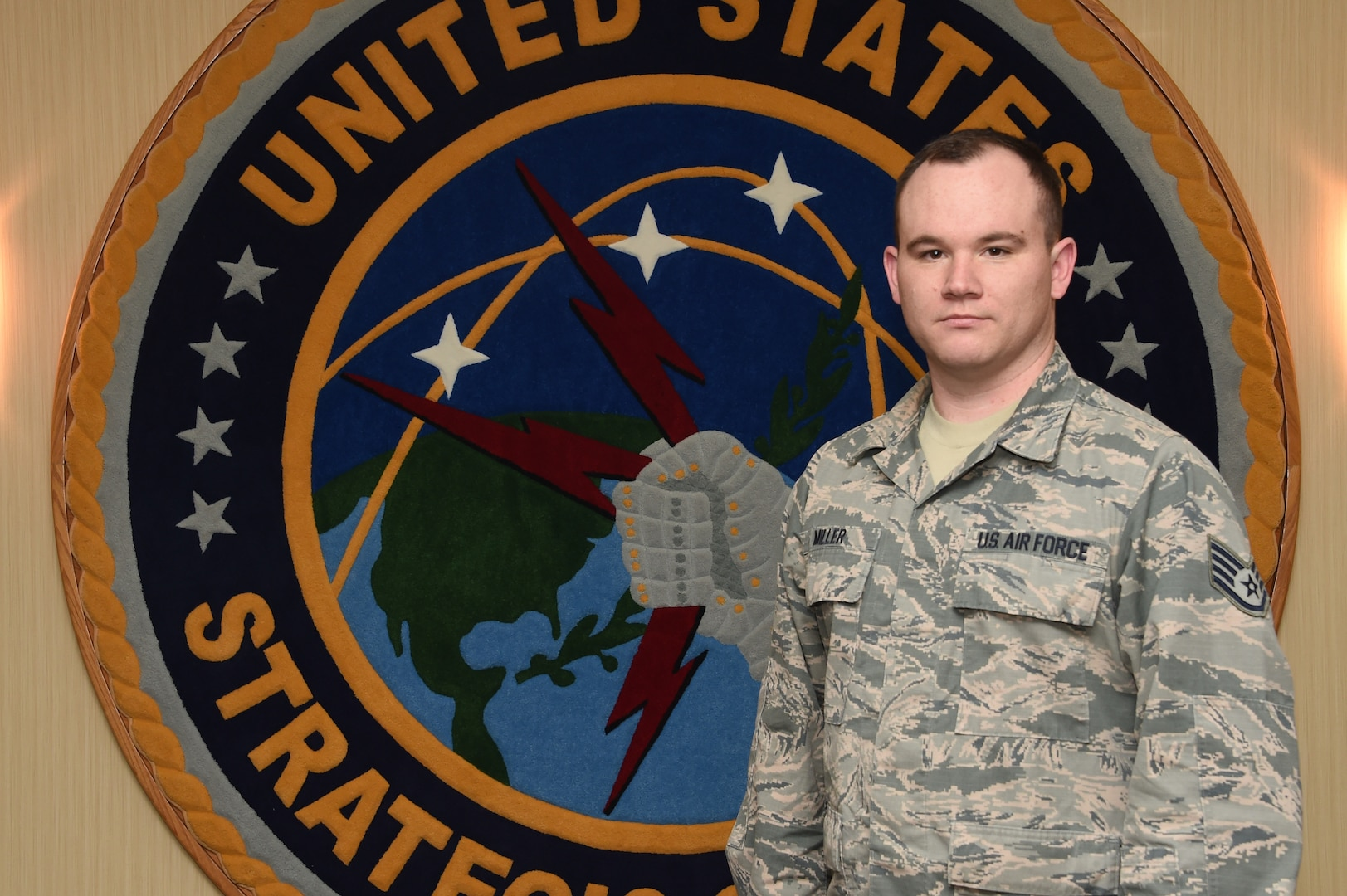 January Enlisted Corps Spotlight - U.S. Air Force Staff Sgt. Bennett Miller