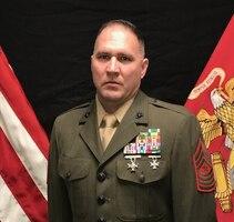 Sergeant Major, 2nd Battalion, 14th Marine Regiment