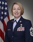 Chief Master Sergeant Melanie K. Noel is dual-hatted as the Command Chief Master Sergeant for the Air Force District of Washington (AFDW) and the 320th Air Expeditionary Wing, headquartered at Joint Base Andrews, Maryland.