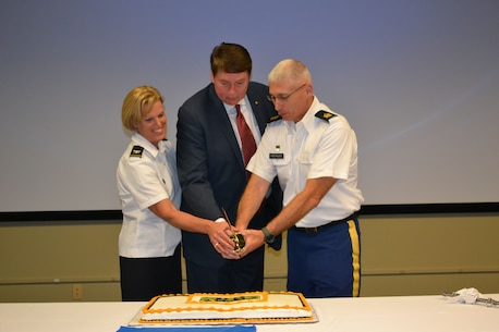 83rd USARRTC Celebrates 100TH Anniversary of 83RD Division