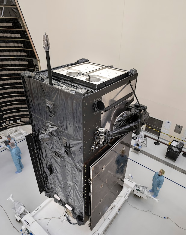 SBIRS GEO 3 (Flight 4) encapsulation