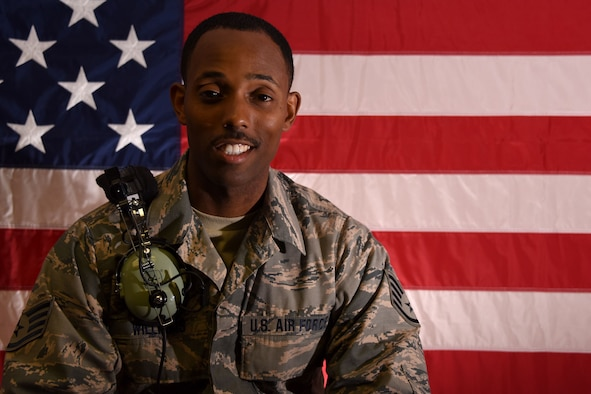 Photo of Staff Sgt. Sheldon A. Williams