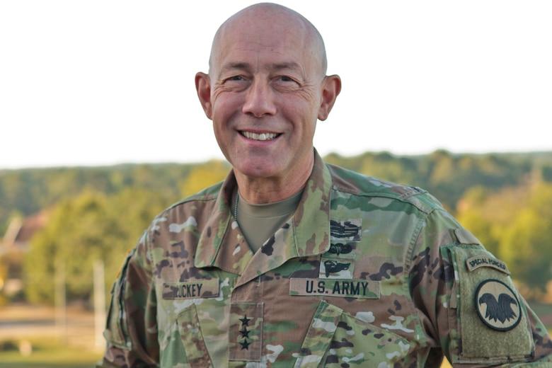 Lt. Gen. Charles D. Luckey