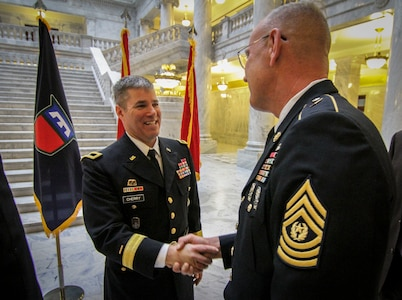 Army Reserve leader rises into the general officer ranks