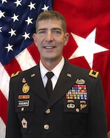 Brig. Gen. D. Peter Helmlinger, Commander, U.S. Army Corps of Engineers South Pacific Division