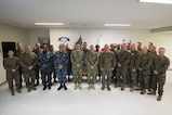 III Marine Expeditionary and 7th Fleet Come Together for Staff Talks in Yokosuka