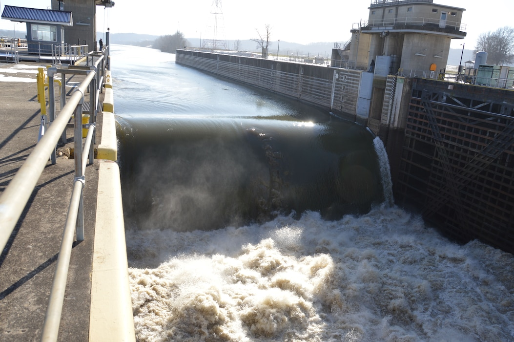 Greenup Locks and Dam