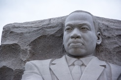 Courtesy photo of the Martin Luther King Jr. Memorial in Washington, provided by Aryn Lockhart.
