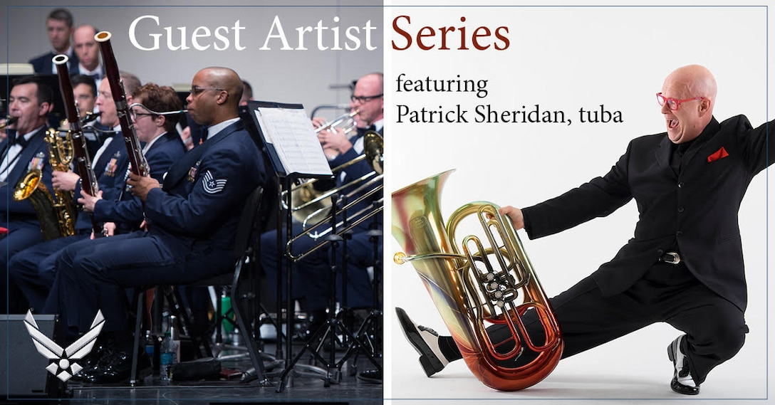 Guest Artist Series featuring Patric Sheridan