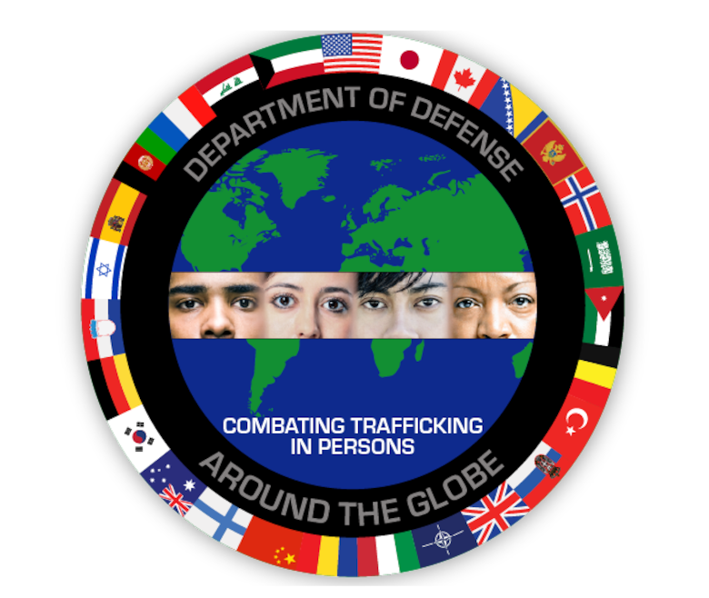 Graphic provided by the U.S. Department of Defense.
