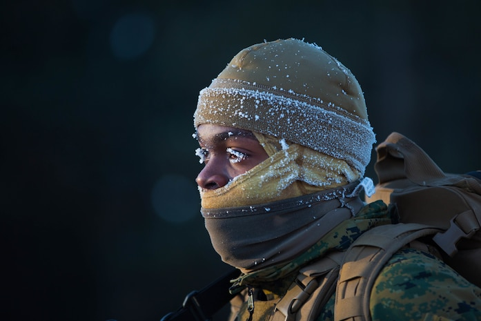 Ullr Shield is a training exercise designed to improve 2nd Marine Aircraft Wing's capabilities in extreme cold weather environments.