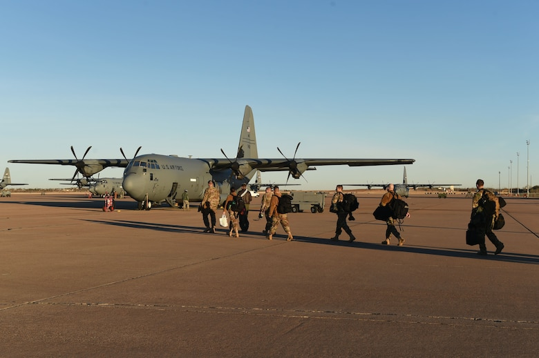 317th Airlift Wing deploys to USAFE and USAFRICOM
