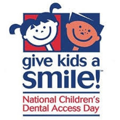 The 59th Medical Wing hosts Give Kids a Smile Day from 7:30-11:30 a.m. Feb. 9 at Joint Base San Antonio-Randolph's dental clinic.