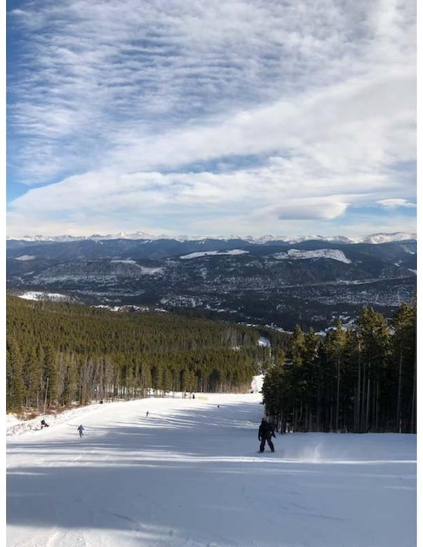 Wiliam Nash ski