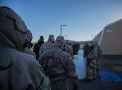 1st Marine Logistics Group Reconnaissance, Surveillance and Decontamination Course