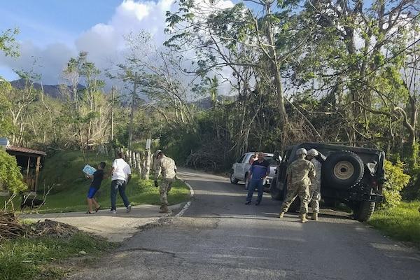 Puerto Rico Hurricane Assistance