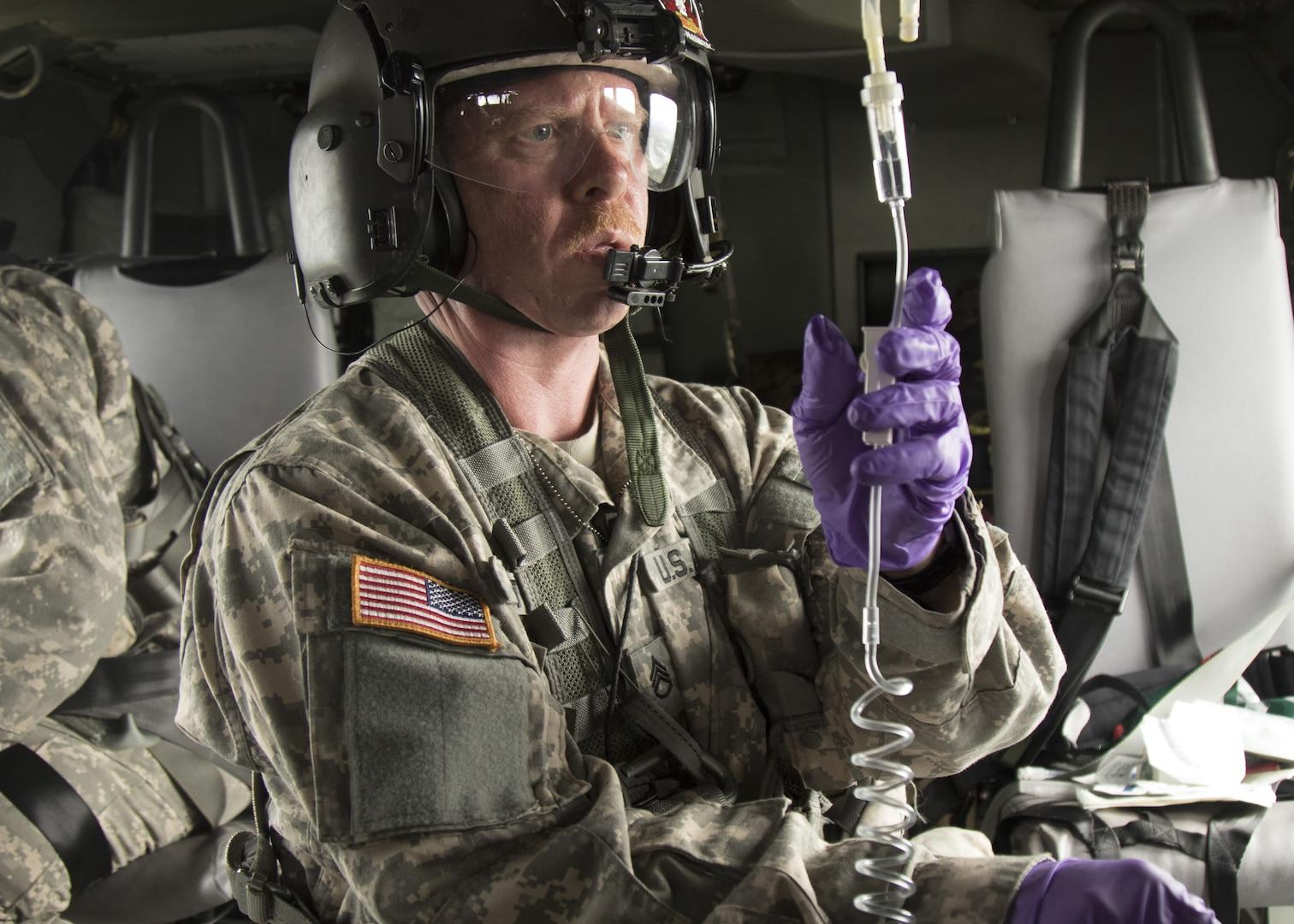 Army MedicTraining