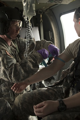MEDEVAC Training