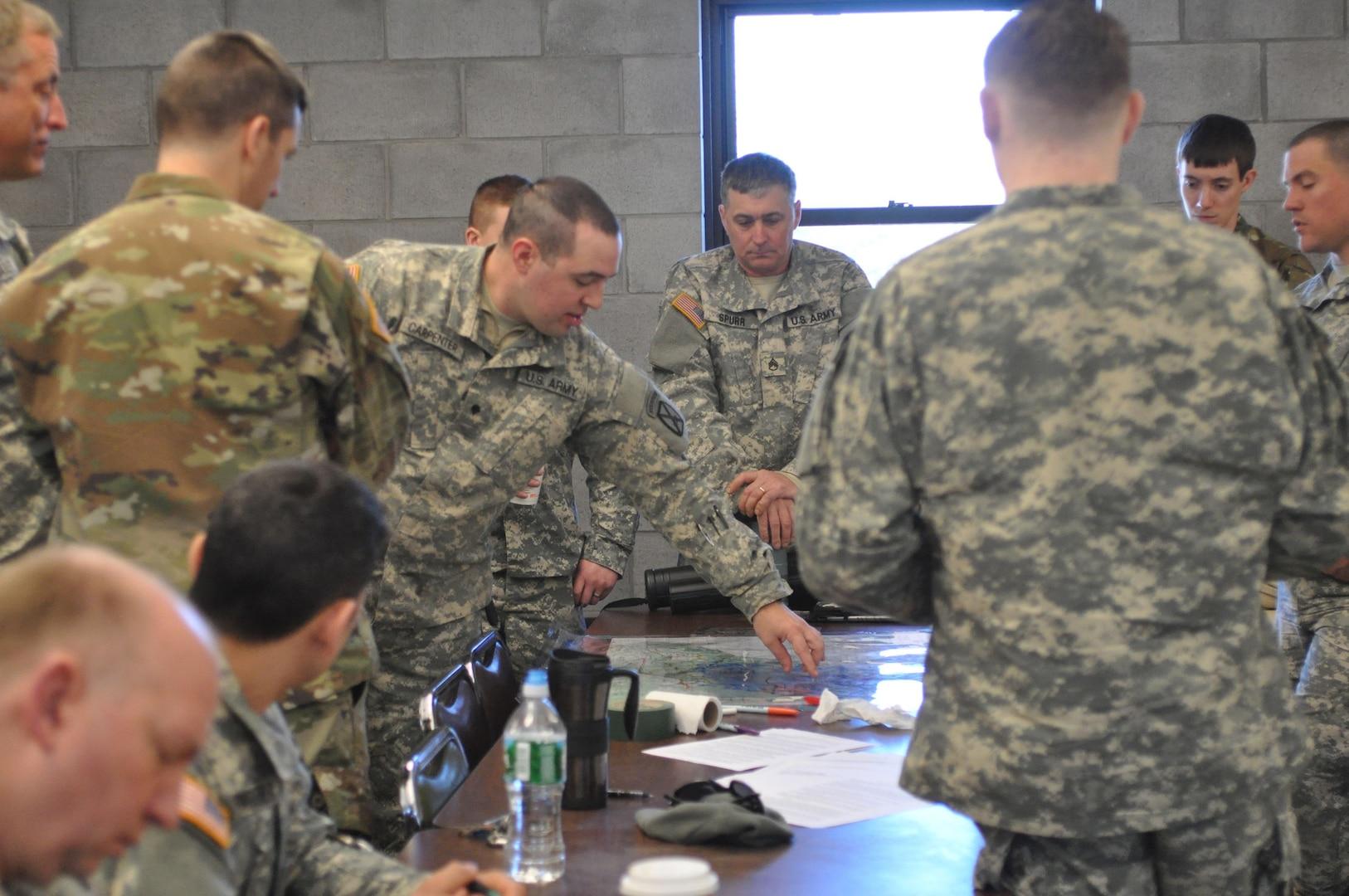 Military Intelligence Training