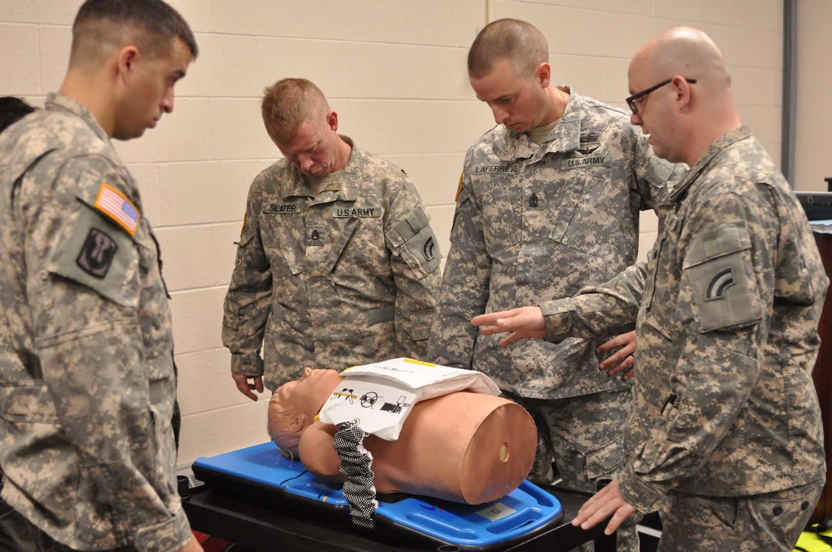 Automatic Chest Compression Device Customer Demonstration