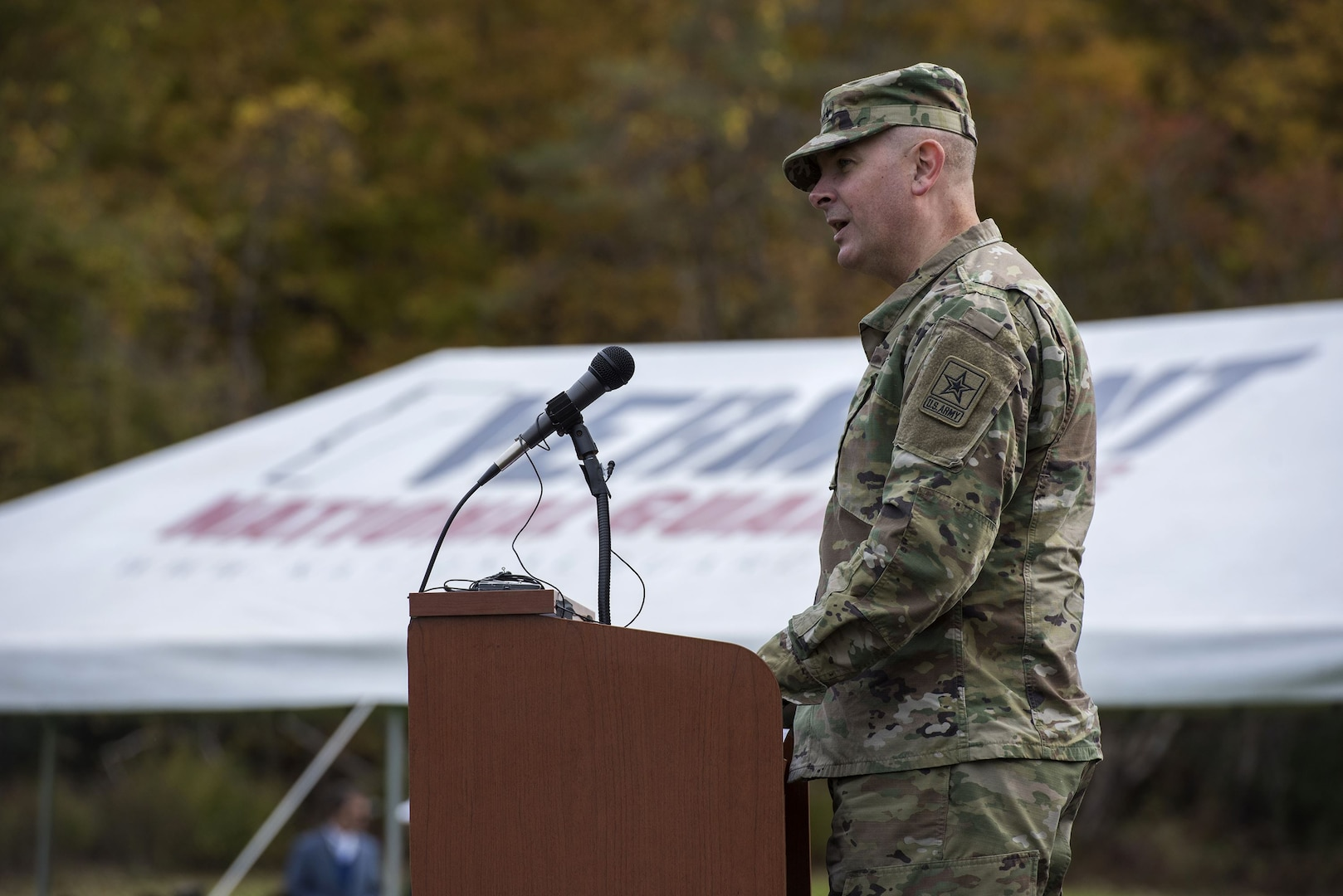 86th Infantry Brigade Combat Team Re-Patching Ceremony