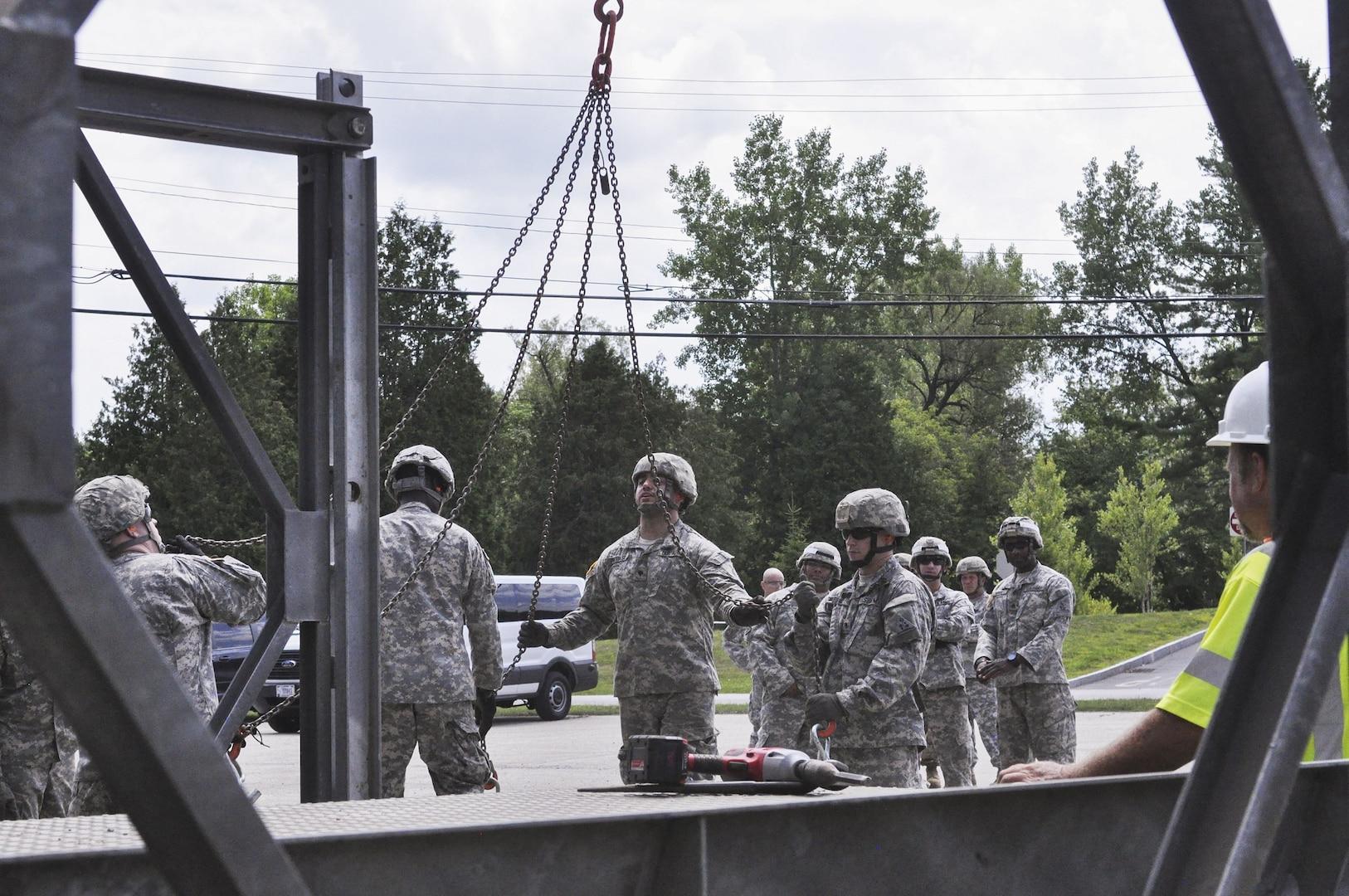 Vigilant Guard Training