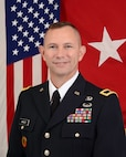 Brigadier General Tony L. Wright, United States Army Reserve (USAR) Deputy Commanding General, 88th Readiness Division, Fort McCoy, Wis