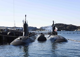 Texas Visits Sasebo During Indo-Asia-Pacific Deployment