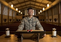 Chaplain Lee boosts spiritual fitness