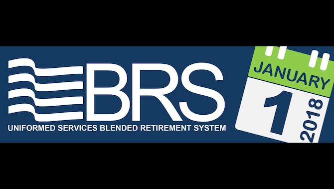 Eligible Airmen have the option to opt into the Blended Retirement System beginning January 1, 2018, and concluding December 31, 2018. Airmen can begin the opt-in process by visiting MyPay and clicking on the BRS Opt-In link. (Courtesy graphic)