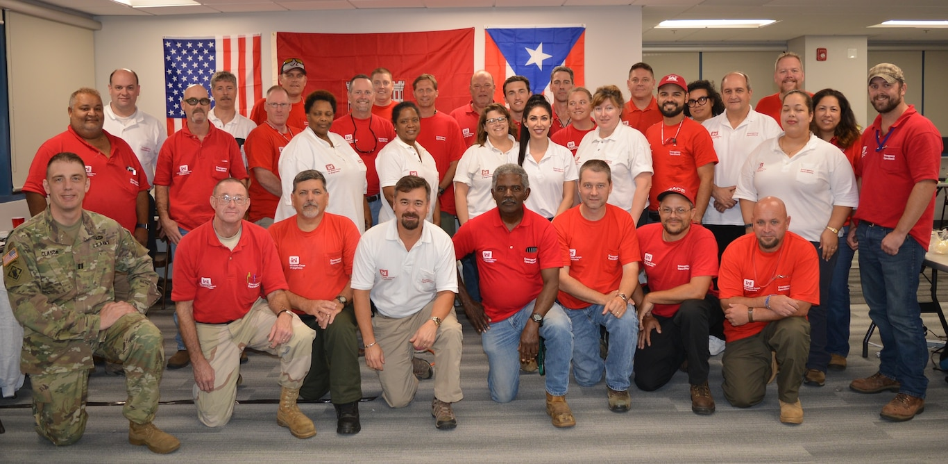 The U.S. Army Corps of Engineers Philadelphia District played an important role in Hurricane Maria recovery efforts in Puerto Rico as the District set up an area office in the capital city of San Juan. In 2017, more than 60 team members from the U.S. Army Corps of Engineers Philadelphia District deployed to support recovery efforts associated with three major hurricanes, the California wildfires, and Louisiana flooding.