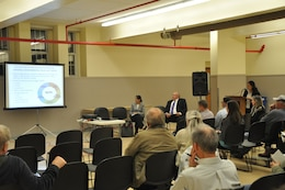 Army Corps Host Byram River NEPA Scoping Meeting