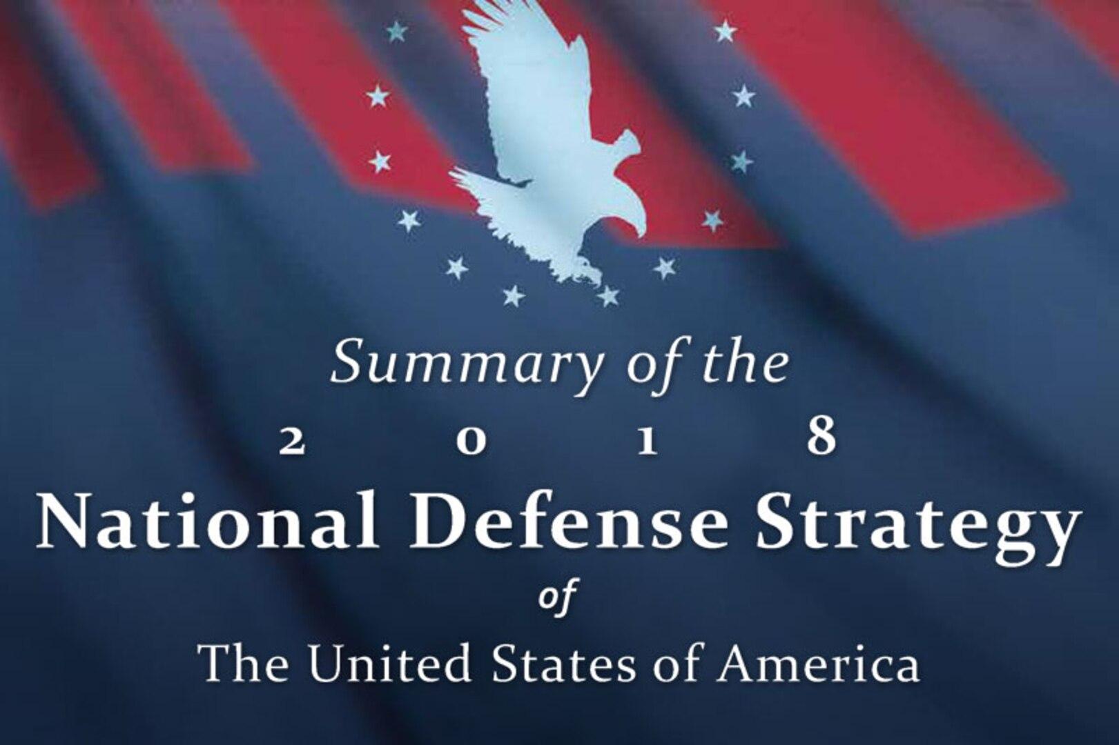 Defense Secretary James N. Mattis announced the new National Defense Strategy in a speech at the Johns Hopkins School of Advanced International Studies in Washington, Jan. 19, 2018.
